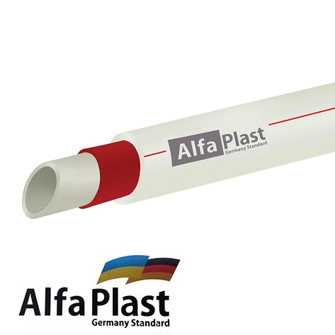 Полипропиленовый фитинг Alfa Plast